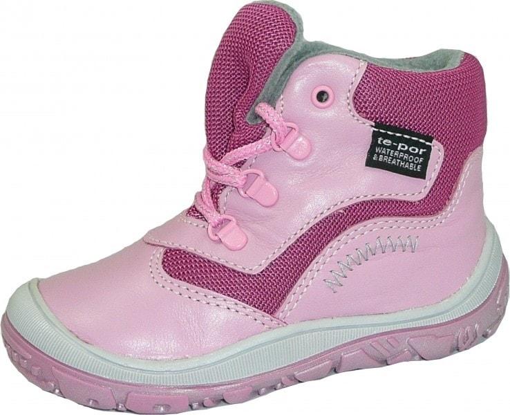 Dětská zimní obuv DPK K51108 TEX - 0505 membrána - D.P.K. - Zimní boty -  Dětské boty - MódaDětí.cz 854ea51267