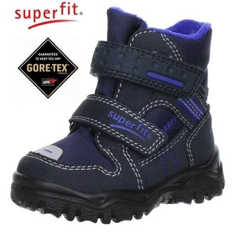 b9ed51024c8 Dětská zimní obuv Superfit 7-00044-80 Ocean - SUPERFIT - Zimní boty - Dětské  boty - MódaDětí.cz