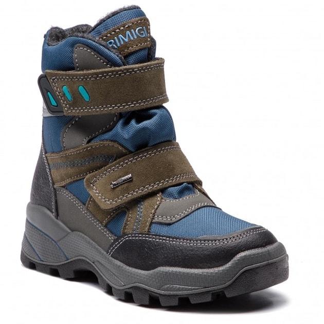 Dětské boty PRIMIGI PUYGT 23945 modrá - PRIMIGI - Zimní boty - Dětské boty  - MódaDětí.cz 7624a3b903