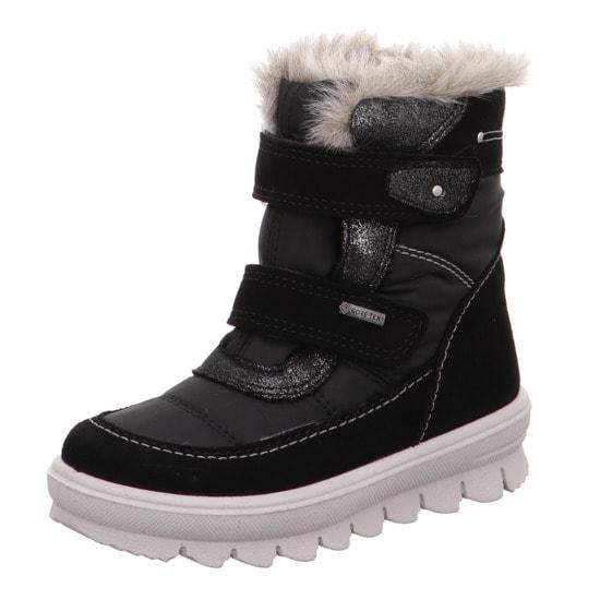 Zimní boty SUPERFIT 3-00214-00 Flavia černá - SUPERFIT - Zimní boty - Dětské  boty - MódaDětí.cz 51c63ec217