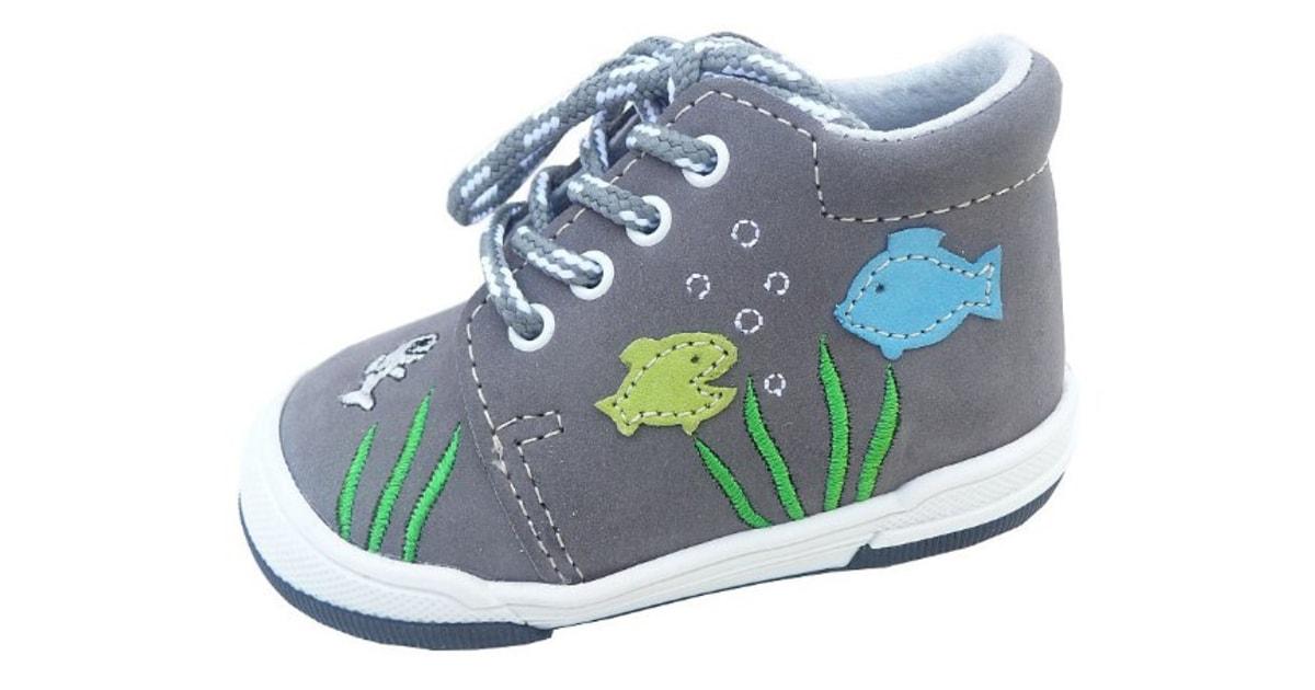 Dětská kožená obuv JONAP rybičky - JONAP - Celoroční boty - Dětské boty -  MódaDětí.cz 3026c3c52e