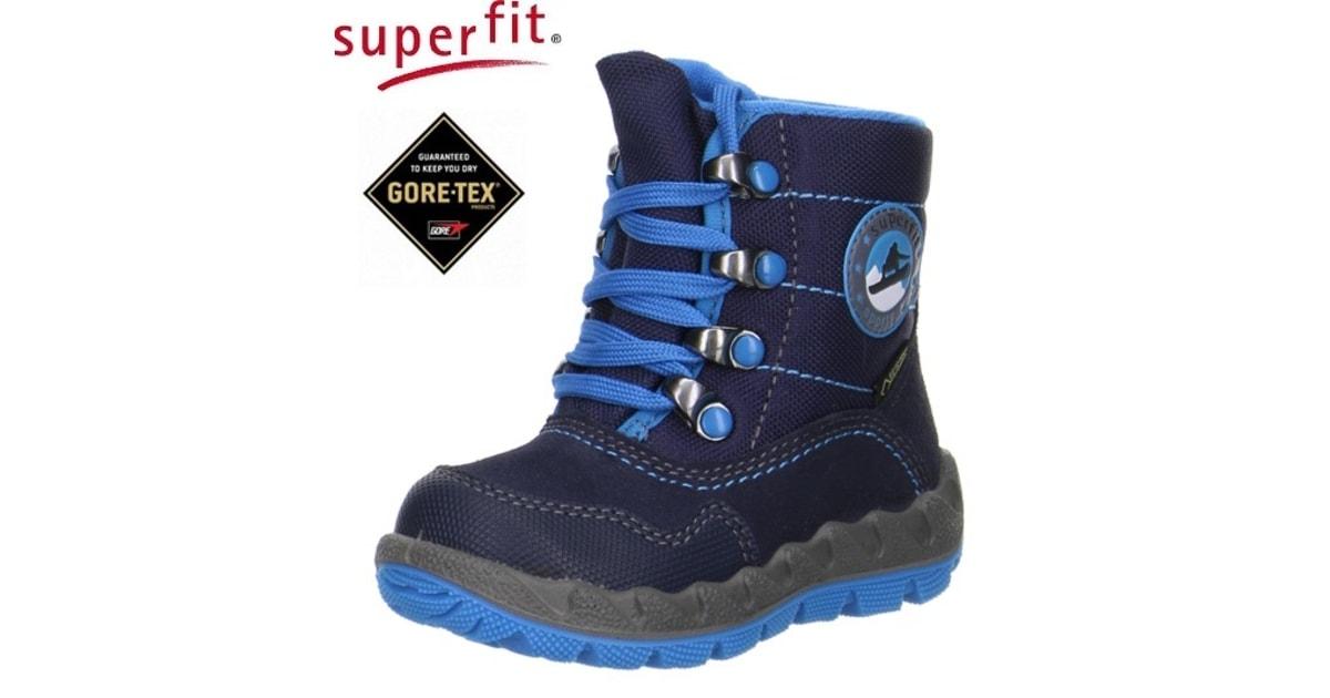 Dětské zimní boty Superfit 1-00014-81 OCEAN KOMBI - SUPERFIT - Zimní boty - Dětské  boty - MódaDětí.cz acd9d95b8d