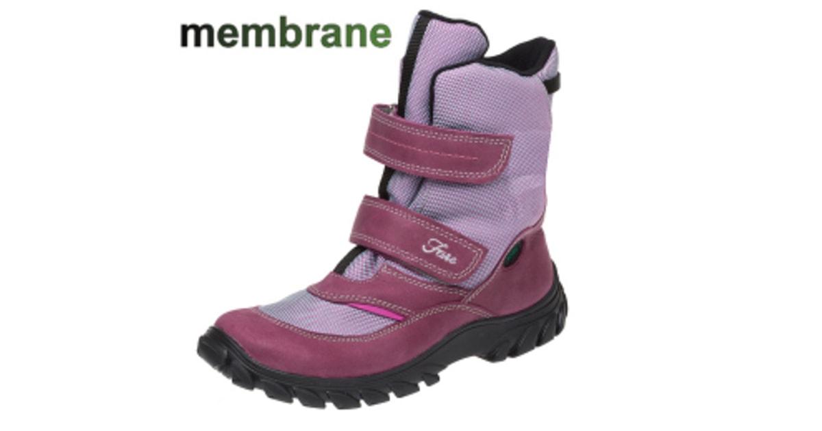 Dětská zimní obuv Fare 2646156 - FARE - Zimní boty - Dětské boty -  MódaDětí.cz 57b38f6b0b