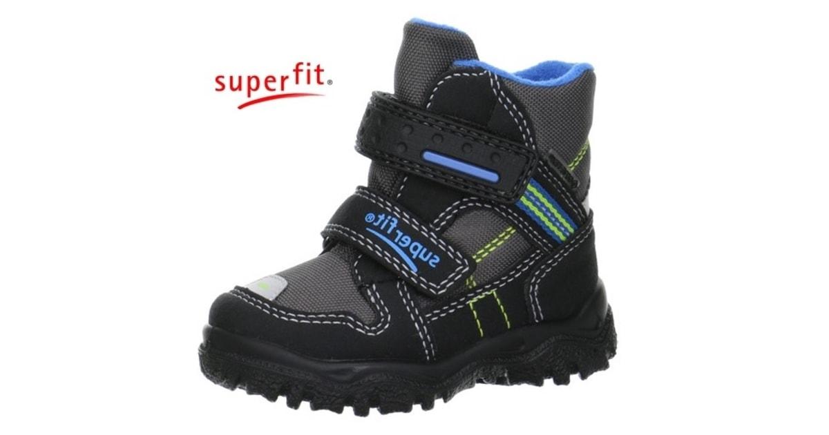 b472251b11c Dětská zimní obuv Superfit 7-00044-02 schwarz kombi - SUPERFIT - Zimní boty  - Dětské boty - MódaDětí.cz