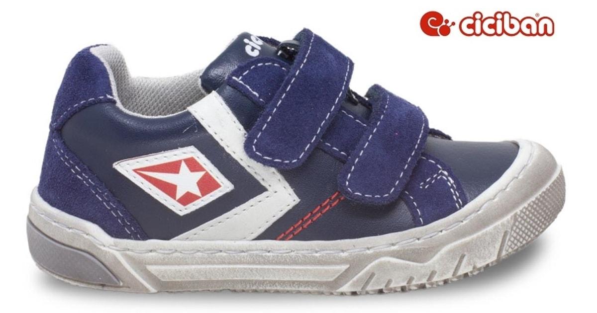 4eff46138a2 Dětská celoroční obuv Ciciban Seven NAVY - CICIBAN - Ciciban - Celoroční  boty