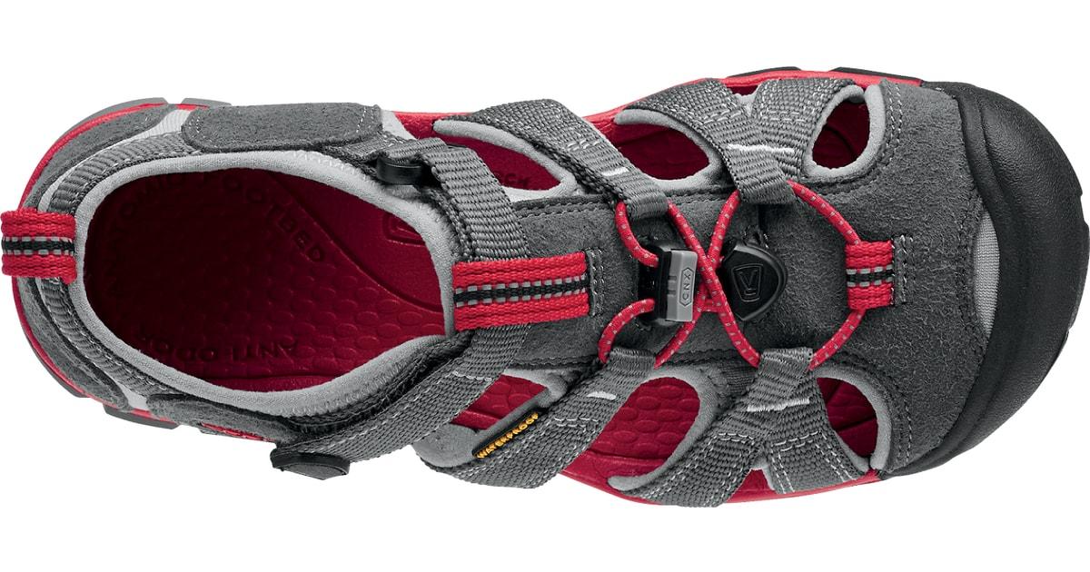 Sandály KEEN SEACAMP II CNX magnet racing red - KEEN - Letní boty - Dětské  boty - MódaDětí.cz b1c44ff657