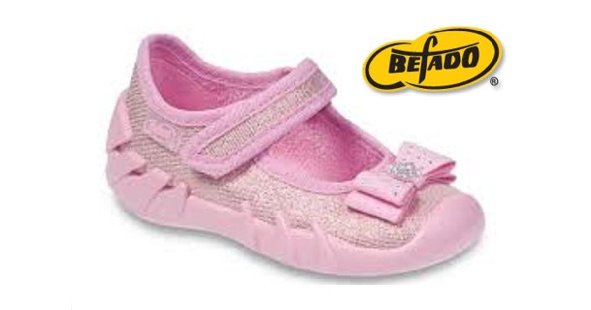 2700f82c1e5 Domácí obuv Befado 109P147 růžová - BEFADO - Domácí obuv - Přezůvky ...
