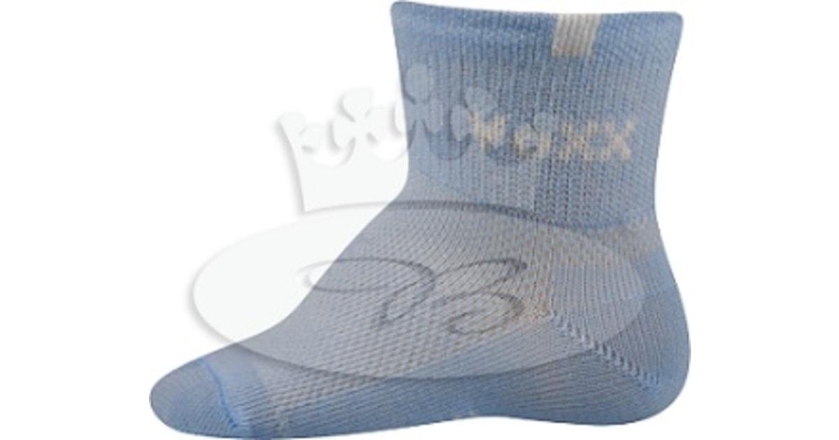 0b504f69fb15c Klasické dětské ponožky Fredíček Voxx sv. modrá - BOMA - Ponožky - Dětské  oblečení - MódaDětí.cz