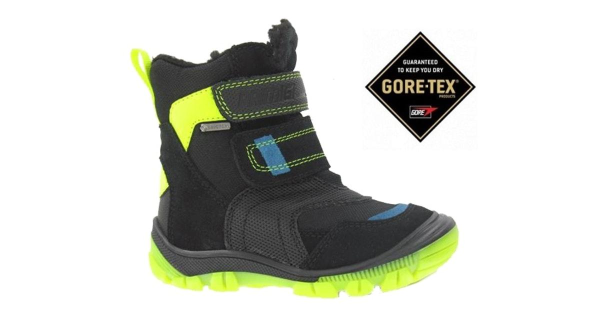 Dětské boty PRIMIGI PNA GTX 24356 černá - PRIMIGI - Zimní boty - Dětské  boty - MódaDětí.cz f5f75df6f8