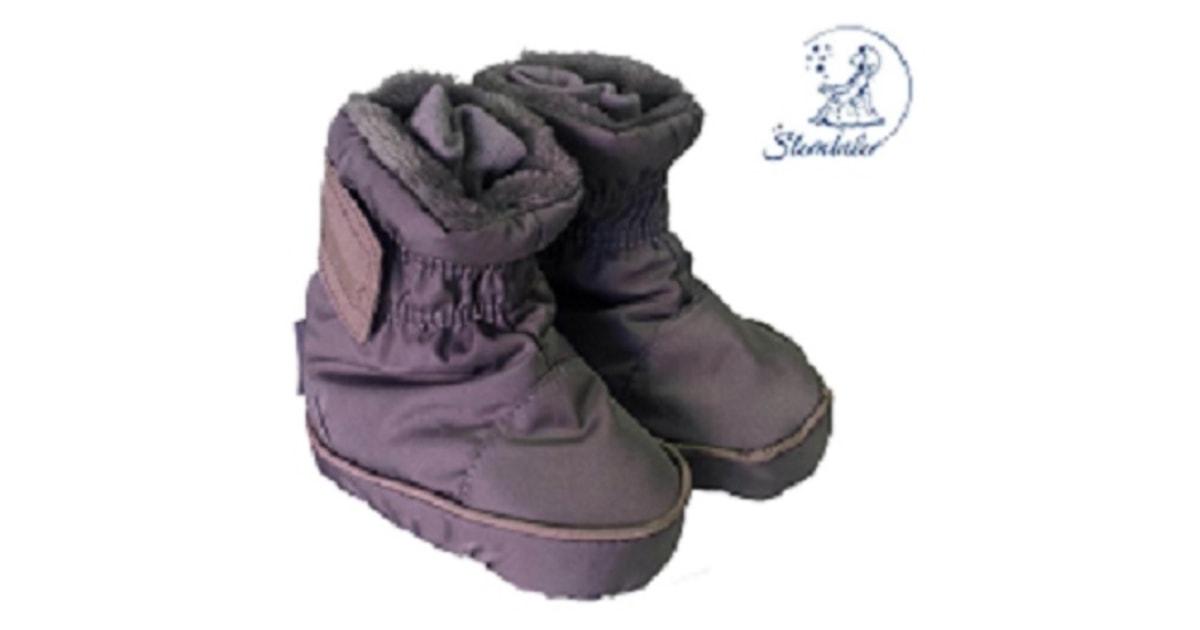 Zimní boty do kočárku Sterntaler 59318 582 šedá - STERNTALER - Zimná obuv -  Detská obuv - MódaDětí.cz 7cabceda9e