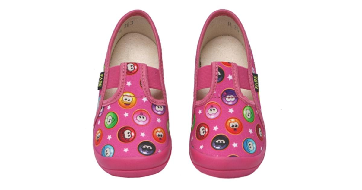 230620e5d04 Domácí obuv Fare 4111447 - FARE - Domácí obuv - Přezůvky