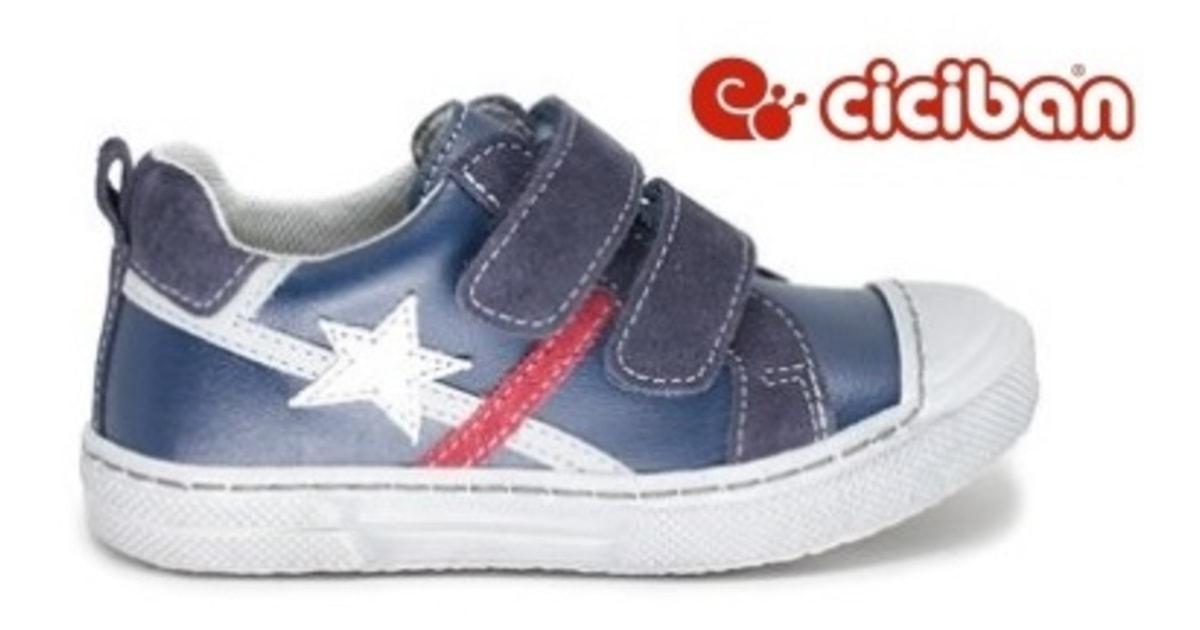 f1f50129d36 Dětská celoroční obuv Ciciban Naik Navy 761980T - CICIBAN - Celoroční boty  - Dětské boty - MódaDětí.cz