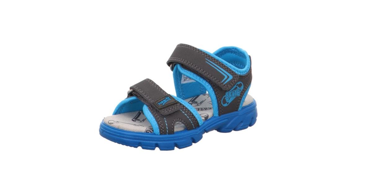 d5c2fa8d8d9 Dětská letní obuv Superfit 2-00181-06 SCORPIUS stone kombi - SUPERFIT -  Letní boty - Dětské boty - MódaDětí.cz