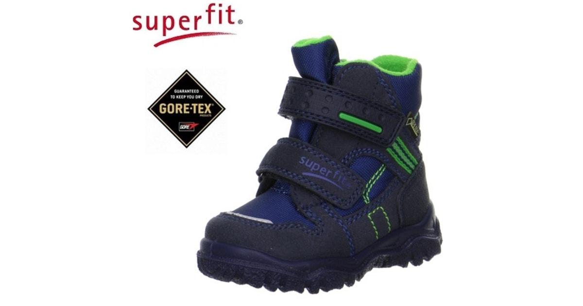 Dětská zimní obuv Superfit 1-00044-82 HUSKY1 OCEAN MULTI - SUPERFIT - Zimní  boty - Dětské boty - MódaDětí.cz 224f19ef8a