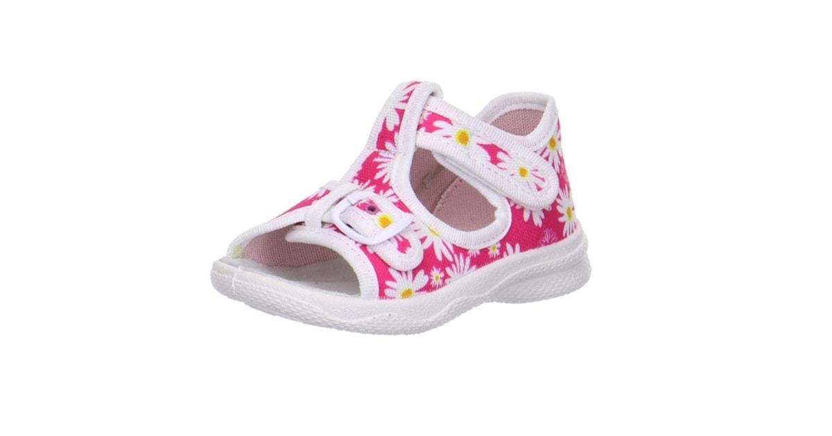 be62161e82d Detská obuv Superfit 2-00292-64 POLLY pink kombi - SUPERFIT - Letná obuv -  Detská obuv - MódaDětí.cz