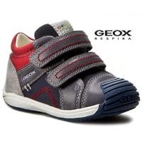 d1ab47e2cda Dětské boty GEOX B TOLEDO B. NAVY RED. 2 dostupné velikosti