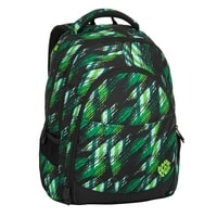 BAGMASTER DIGITAL 8 F BLACK/GREEN/WHITE