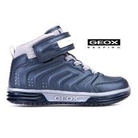 a21939cd41d Celoroční obuv GEOX J ARGONAT B.B. NAVY SILVER. 8 dostupné velikosti