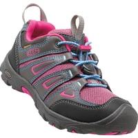 KEEN OAKRIDGE LOW WP JR, magnet/very berry