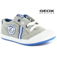 GEOX J KIWI B. J – CANVAS GREY