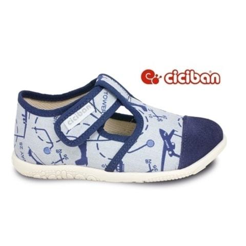 d52b459bcb3 Papuče Ciciban FAST 74433 - CICIBAN - Domácí obuv - Přezůvky