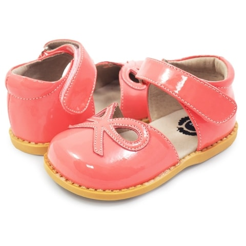 LIVIE & LUCA BOW CORAL