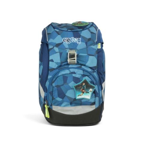 Školní batoh Ergobag prime - Blue Stones - ERGOBAG - Školní batohy ... fba728d20e
