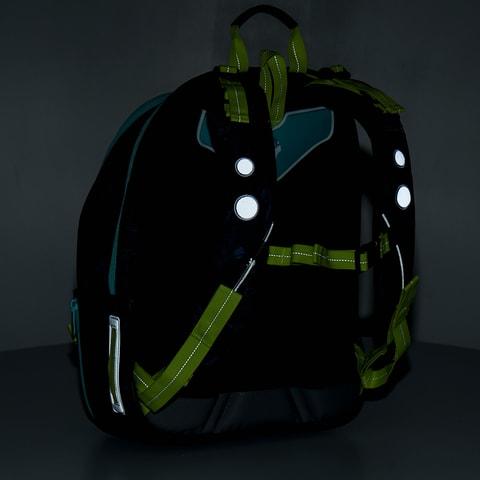 TOPGAL Školní batoh CHI 878 D - Blue - Topgal - Školní batohy ... 4ad58bc488