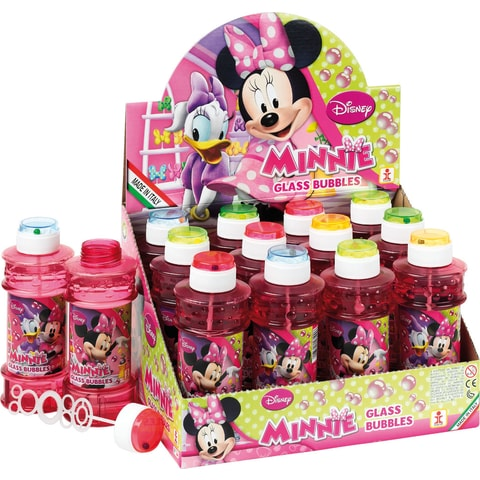 BUBLIFUK MINNIE 300 ML (DISPLAY 12 KS)