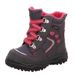 Dětská zimní obuv Superfit 3-09046-20 HUSKY1 šedá - SUPERFIT - Zimní boty - Dětské  boty - MódaDětí.cz 910c19405c