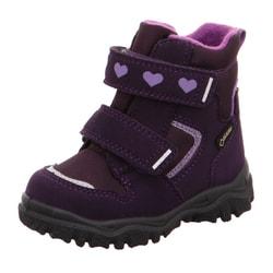 21e3b2032b5 Dětská zimní obuv Superfit 3-09045-90 HUSKY1 fialová - SUPERFIT - Zimní boty  - Dětské boty - MódaDětí.cz